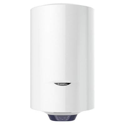 Водонагрівач Ariston BLU1 ECO 80 V 1,8 K PL DRY 80 л, круглий, електр. уп-ня, сухий тен, Італія