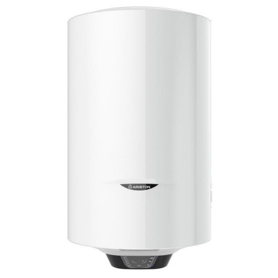 Водонагрівач Ariston PRO1 ECO 50 V 1,8 K PL DRY 50 л, круглий, електр. уп-ня, сухий тен, Італія