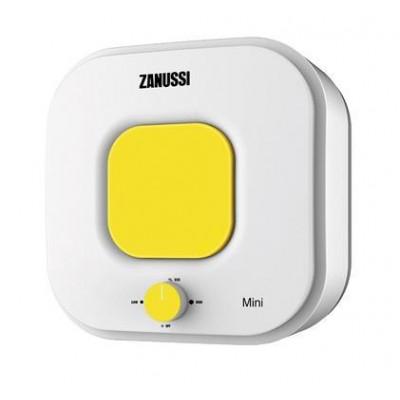 Водонагрівач Zanussi ZWH/S 10 Mini U 10 л, що під мийкою, жовтий