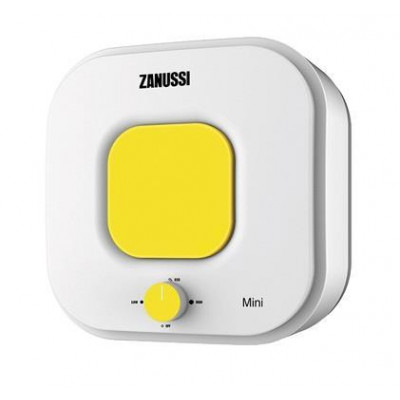 Водонагрівач Zanussi ZWH / S 15 Mini O 15 л, над мийкою, жовтий