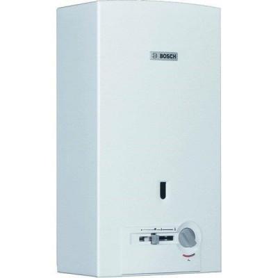 Газова колонка Bosch WR 10-2 P, 10 л/хв., 17,4 кВт, рег. по., п'єзорозпалювання