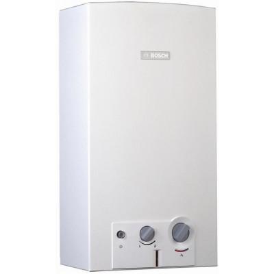 Газова колонка Bosch WR 15-2 B, 15 л/хв., 26,2 кВт, рег. по., розпал від батарей