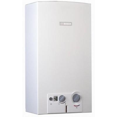 Газова колонка Bosch WRD 10-2 G, 10 л/хв., 17,4 кВт, дисплей, рег. по., гідро-турбіна