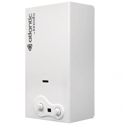 Водонагрівач проточний газовий Atlantic by innovita Trento lono Select iD 11