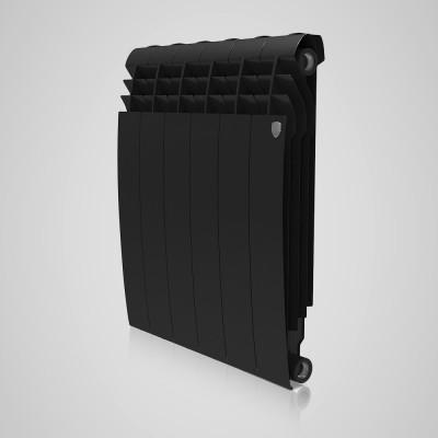 Радіатор Royal Thermo BiLiner 500 Noir Sable - 8 секц